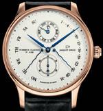 часы Jaquet-Droz Perpetual Calendar Ivory Enamel