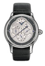 часы Jaquet-Droz Chrono Monopusher Circled Slate