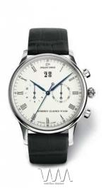 часы Jaquet-Droz Chrono Grande Date Ivory Enamel