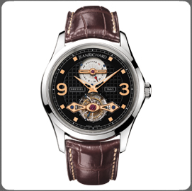 ���� JEANRICHARD Bressel 1665 Tourbillon
