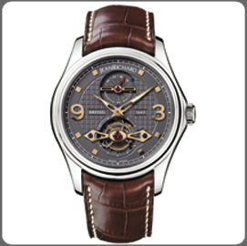 часы JEANRICHARD Bressel 1665 Tourbillon