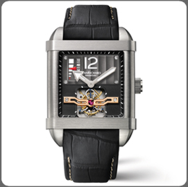 часы JEANRICHARD Paramount Tourbillon Linear Power Reserve