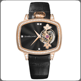 часы JEANRICHARD Milady Dulcinee Tourbillon
