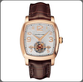 ���� JEANRICHARD Grand Tourbillon TV Screen