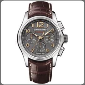 часы JEANRICHARD Bressel 1665 Chronograph Tourbillon