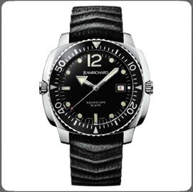 часы JEANRICHARD Aquascope Marine