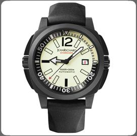 часы JEANRICHARD Diverscope