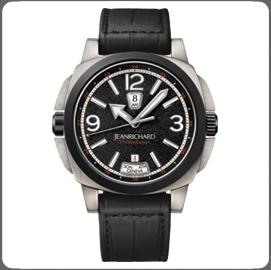 часы JEANRICHARD 2Timezones