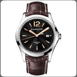 часы JEANRICHARD 1665 Big Seconds