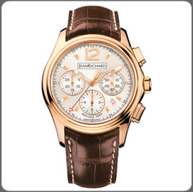часы JEANRICHARD 1665 Chronograph