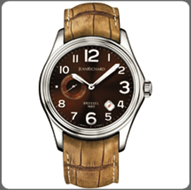 часы JEANRICHARD 1665 Automatic