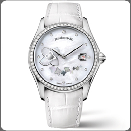 часы JEANRICHARD Lady Small Seconds