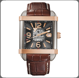 часы JEANRICHARD Time Square