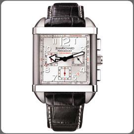 часы JEANRICHARD Square Chronograph