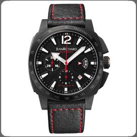 часы JEANRICHARD Chronoscope MV Agusta Brutale Nera
