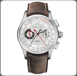 часы JEANRICHARD Bressel 1665 Chronograph Rattrapante Foudroyante Ago