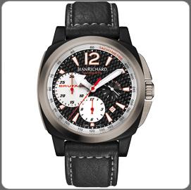 часы JEANRICHARD Chronoscope MV Agusta Brutale