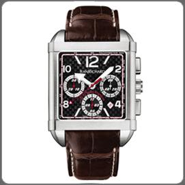 часы JEANRICHARD Paramount Square Chronograph
