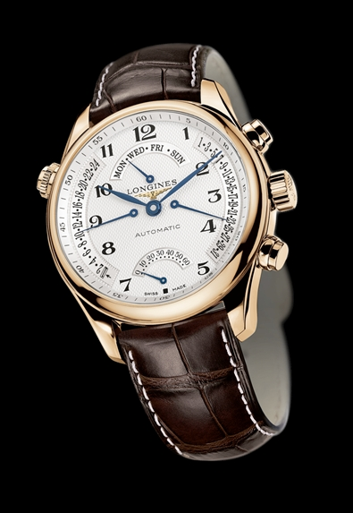 часы Longines Master Collection Retrograde