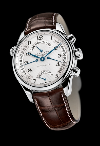 ���� Longines Master Collection Retrograde