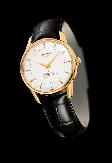 часы Longines Heritage Collection
