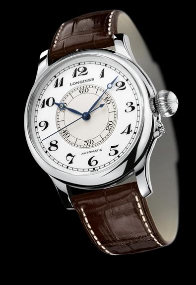 часы Longines Weems Second-Setting