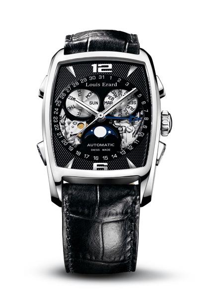 часы Louis Erard Squelette