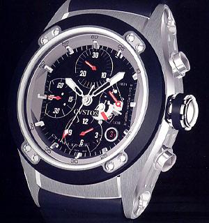 часы Cvstos Challenge-R Chrono