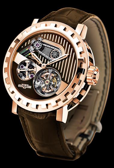 часы DeWitt Tourbillon Force Constante à Chaîne