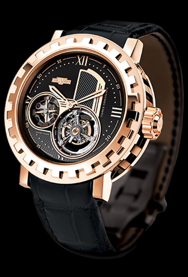 часы DeWitt Tourbillon Force Constante Mecanica