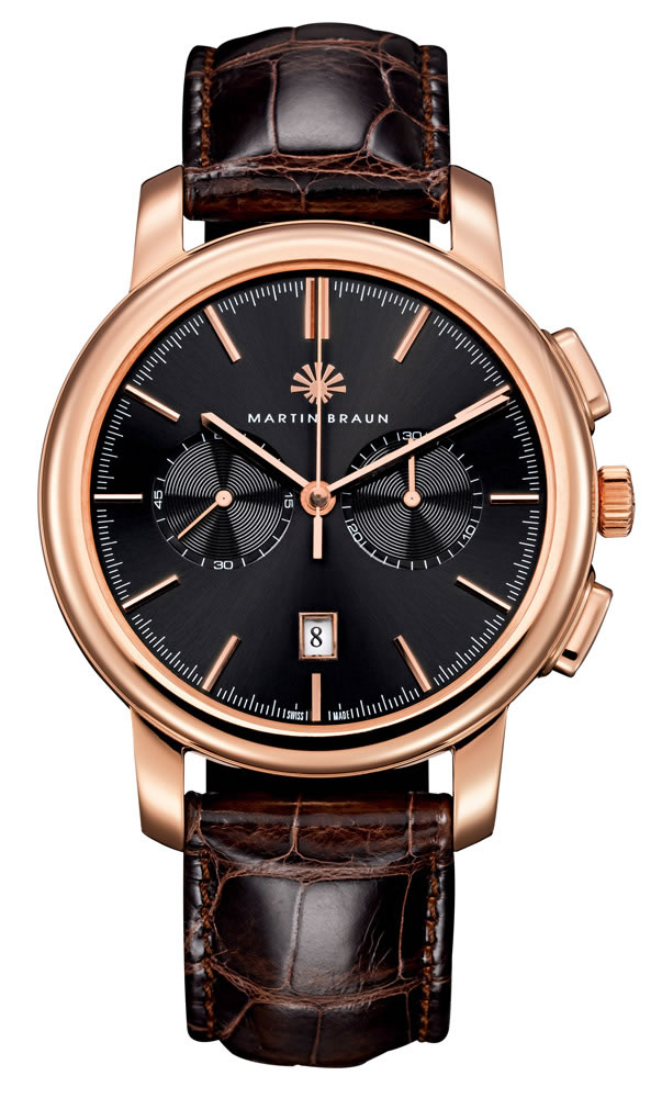 часы Martin Braun Classic Chrono