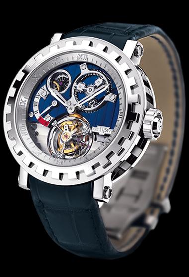 часы DeWitt Tourbillon Différentiel