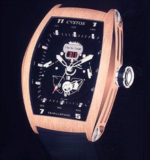 часы Cvstos Challenge Twin-Time