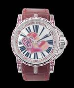 часы Roger Dubuis Excalibur