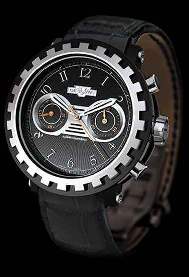 часы DeWitt Blackstream Chronograph