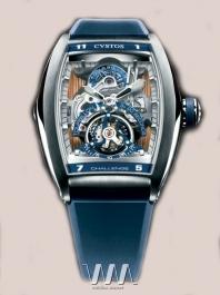 часы Cvstos Tourbillion sport Yachting Limited Edition 25