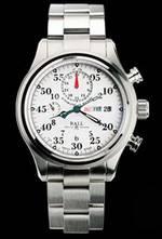 ���� Ball Trainmaster Racer Chronograph