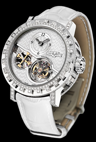 часы DeWitt Tourbillon Force Constante Ladies