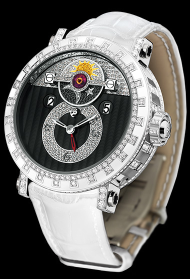 часы DeWitt Triple Complication - GMT3 Ladies
