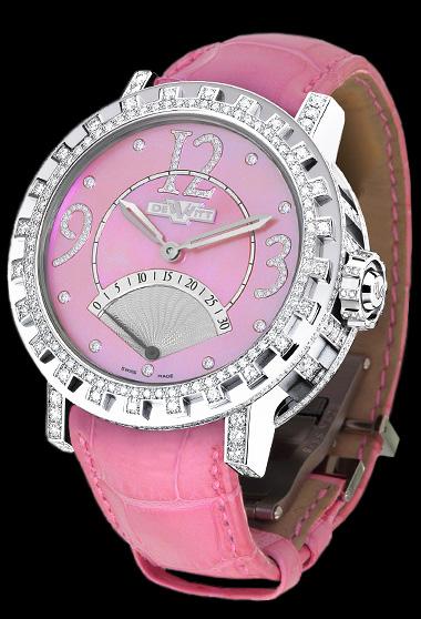 часы DeWitt Seconde Rétrograde Serenity Ladies