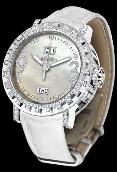 часы DeWitt Grande Date Ladies