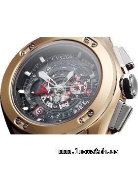 часы Cvstos Challenge-R 50 Flyback-S