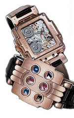 часы Harry Winston Opus Three
