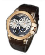 часы Harry Winston Ocean Dual Time