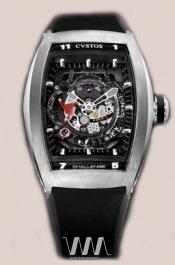 часы Cvstos Challenge HM-S Steel