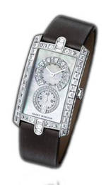 часы Harry Winston Avenue C Midsize (WG / Strap)