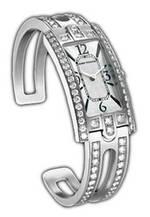 часы Harry Winston Avenue C Bangle (WG)