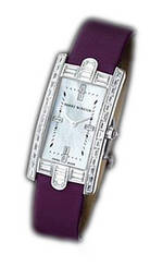 часы Harry Winston Avenue C Lady (WG / MOP / Strap)