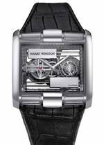 часы Harry Winston Tourbillon Glissiere WG