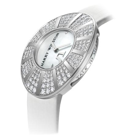 часы Harry Winston Talk to Me, Harry Winston™ 5th dial